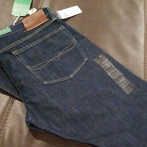 Ralph Lauren RiversideAide Slim Straight Jeans